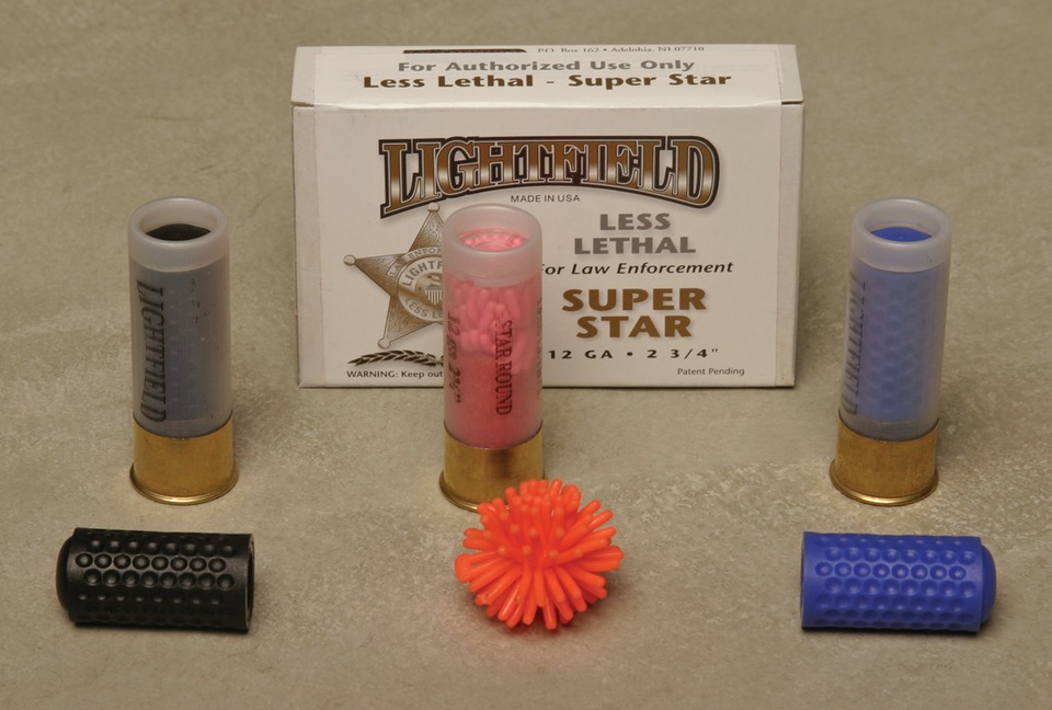 Lightfield Llr Corp Less Lethal Ammunition In Less Lethal