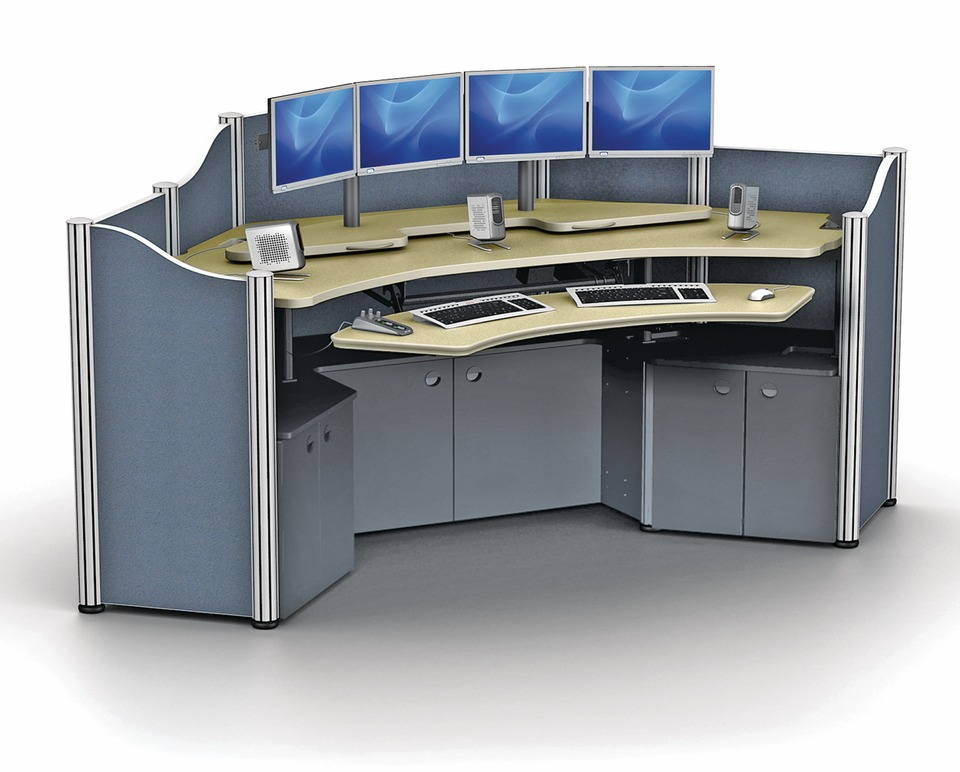 Watson Dispatch Synergy Console Furniture In Supplies Services