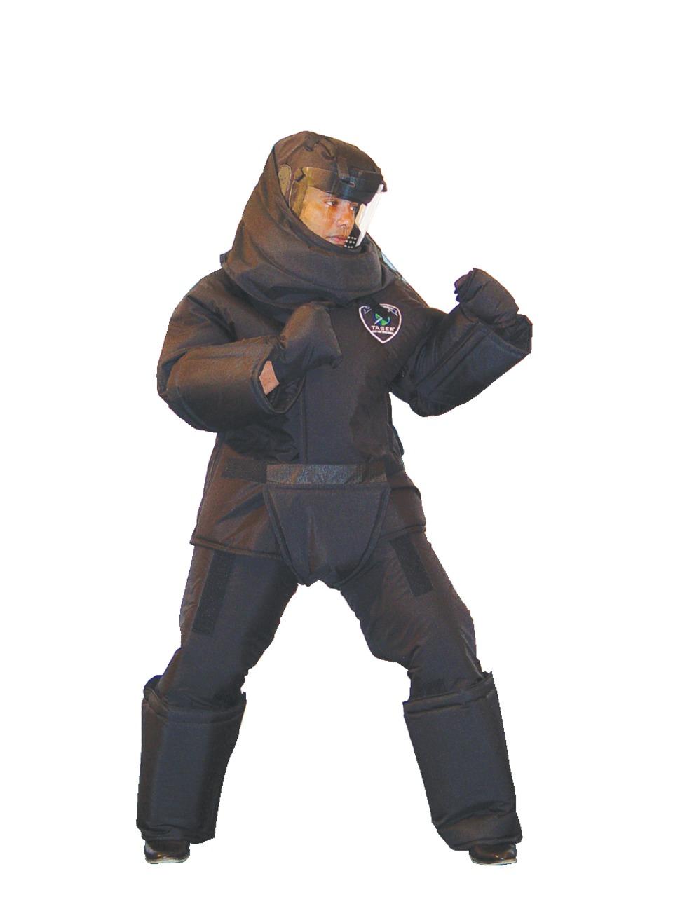 Axon Taser Simulation Training Suit In Training Amp Careers