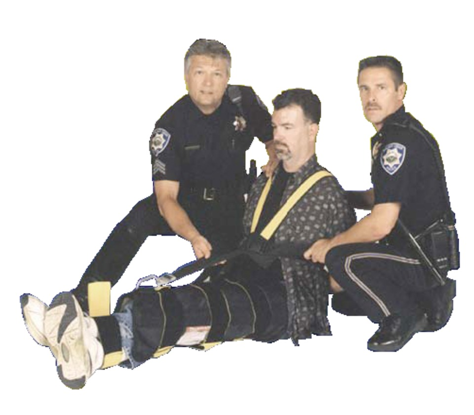 Safe Restraints Inc The Wrap In Handcuffs Amp Restraints