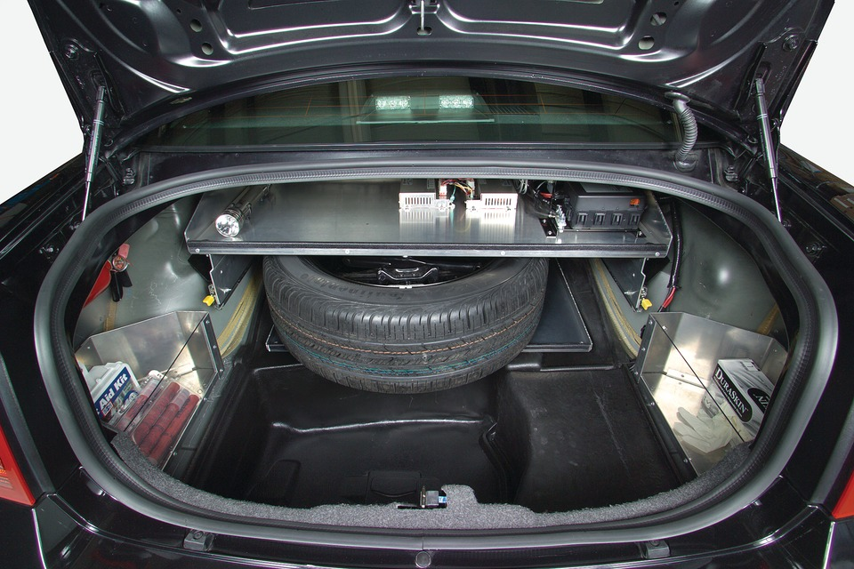 Police Car Trunk Organizer | www.pixshark.com - Images Galleries With A Bite!