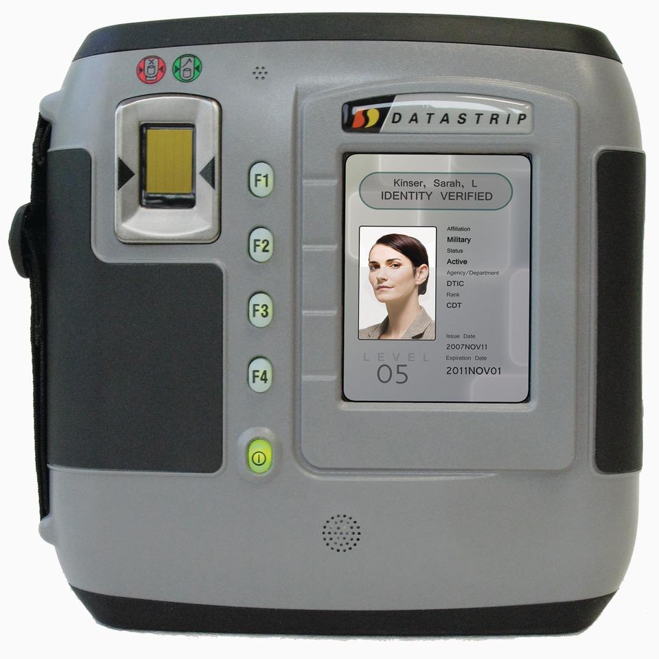 Datastrip Inc Dsvii Identity Verification Device In