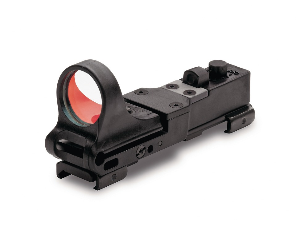 Fn America Llc Fn Ps90 Triple Rail In Sights