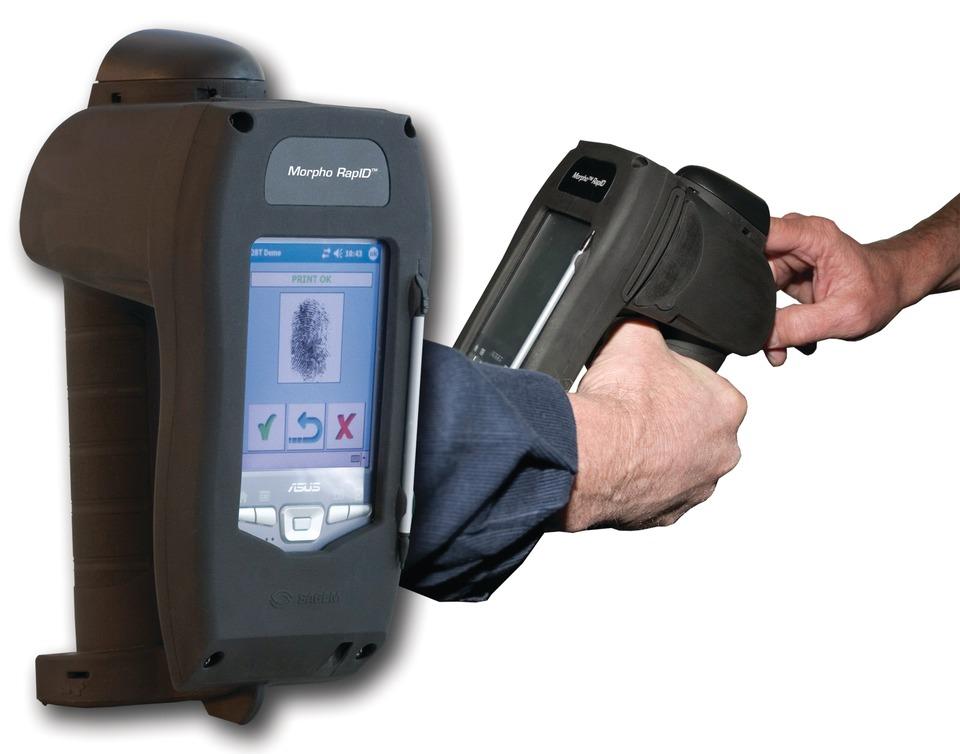 SAGEM MORPHO INC  RapID in Fingerprint Identification Equipment