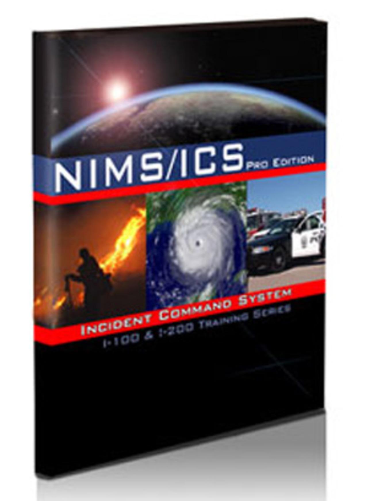 NIMS/ICS Resource DVD