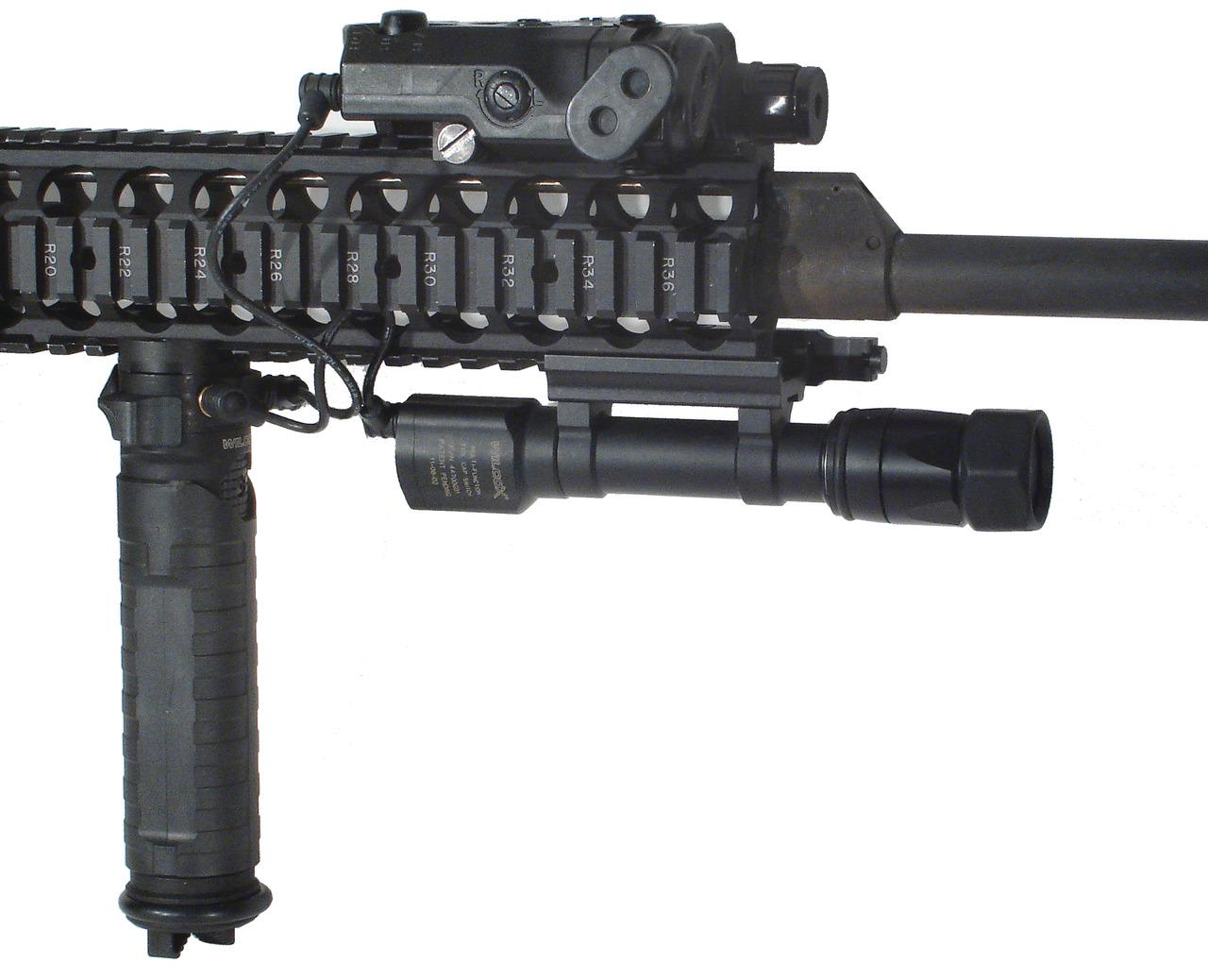 f00ea58e0cf9f6 WILCOX INDUSTRIES CORP. Universal Control Vertical Grip (UCVG) in Firearm  Accessories