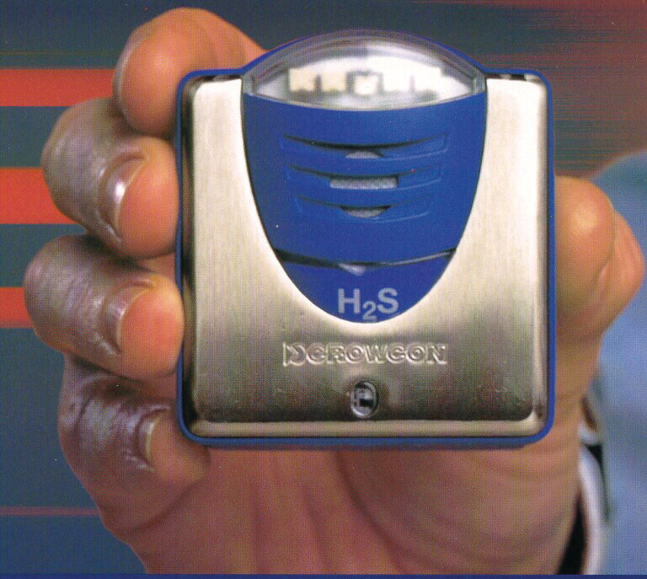CEA INSTRUMENTS INC  Eikon personal safety gas monitors in