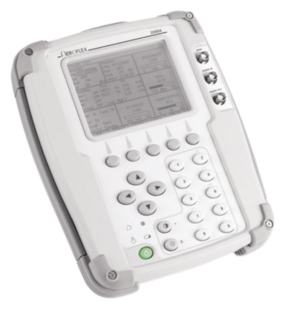 AEROFLEX 3500 Seires Radio Test Set Software V 3 5 1 in