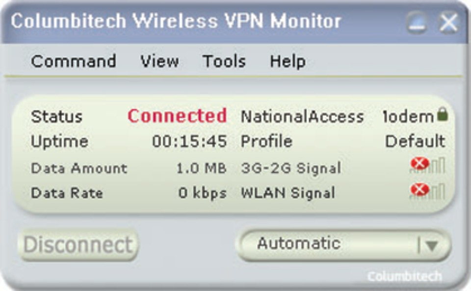 Columbitech Fips 140 2 Certified Mobile Vpn In Networks Wi Fi