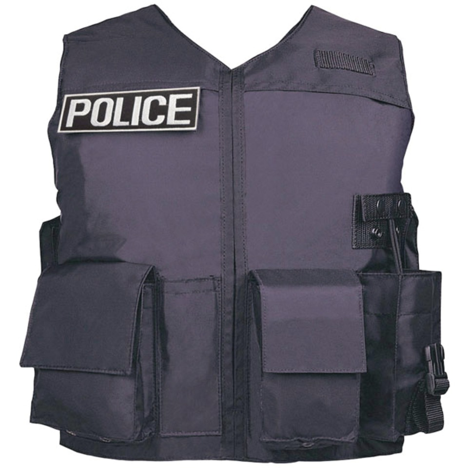 Aba Body Armor External Carrier