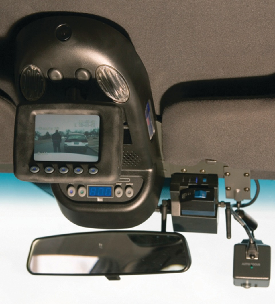 Kustom Signals Inc. Digital Eyewitness ION Eclipse in Vehicles & Equipment