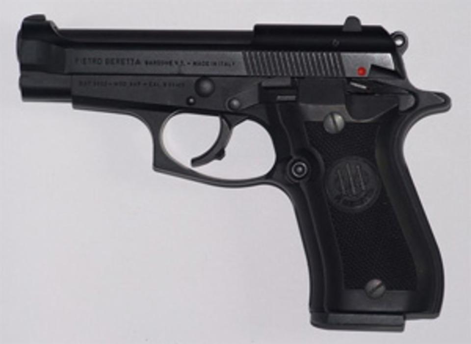 Beretta 85FS  380ACP
