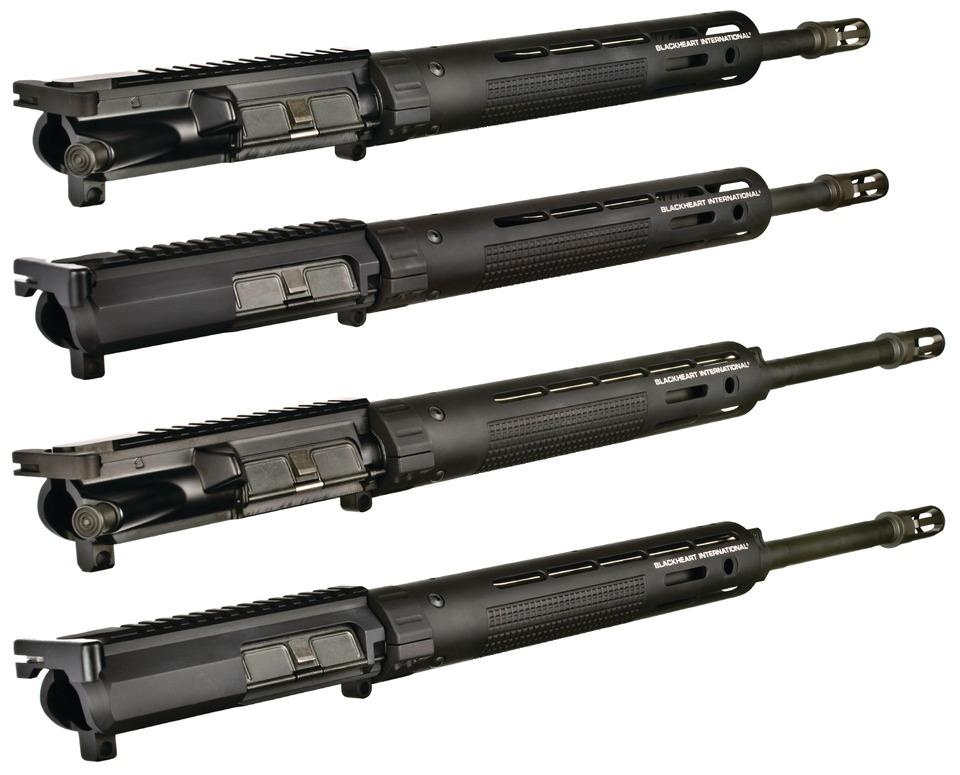 BLACKHEART INT'L BHI-15 Upper Receiver Assemblies in Firearm Parts