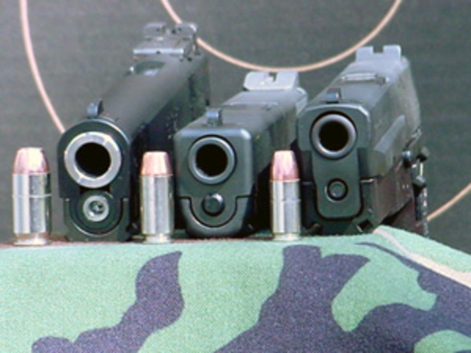 9mm vs  45ACP: Really? Again?