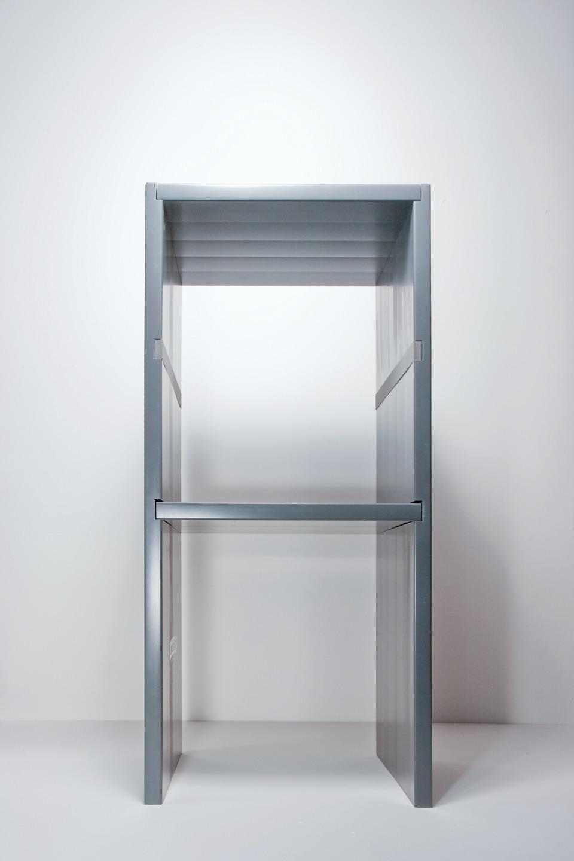 Lockershelf S Customizable Single And Double Shelf Locker System Is Designed To Fit Tier Lockers Like Built In Shelving