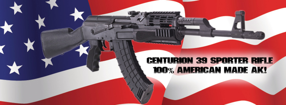 Century Int'l Arms Inc  AK-style rifles in Rifles