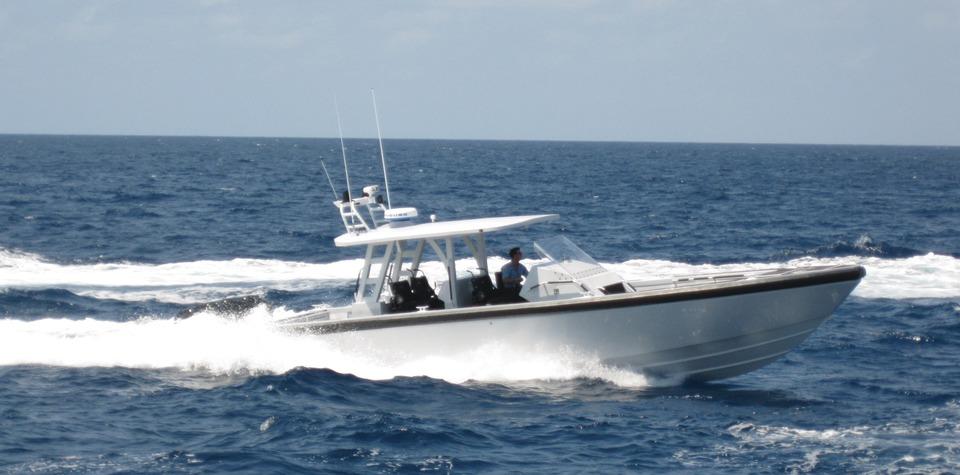 METAL SHARK ALUMINUM BOATS LLC 40 Fearless in Watercraft
