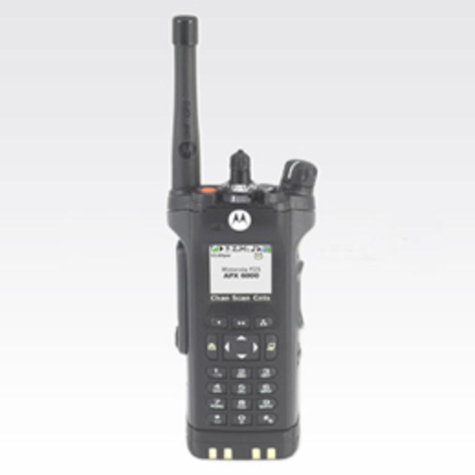 Motorola Solutions Inc Apx 6000 Portable In Radios