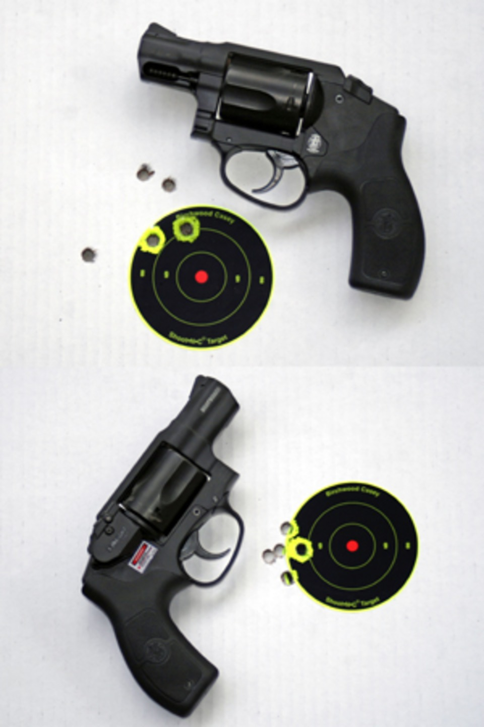 The Other New S&W Bodyguard