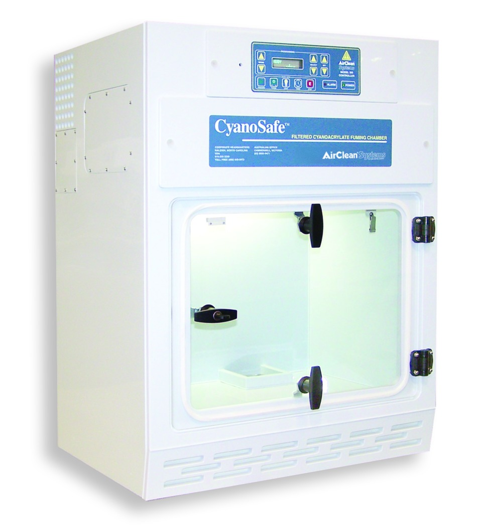 Dry Safe Evidence Drying Cabinet Assembly ~ Airclean systems mini cyanosafe cabinet in forensics