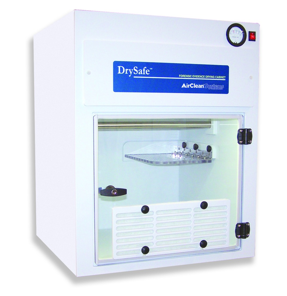 Dry Safe Evidence Drying Cabinet Assembly ~ Airclean systems mini drysafe in forensics