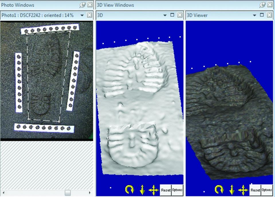 Eos systems inc photomodeler 2010 and photomodeler for Photo modele
