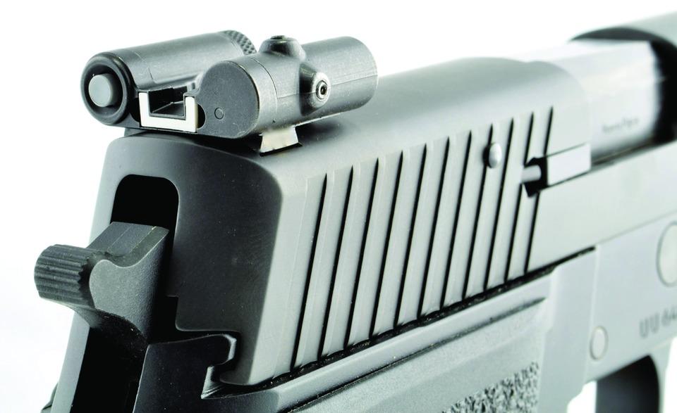LASERLYTE Rear Sight Laser (RSL) in Firearm Accessories