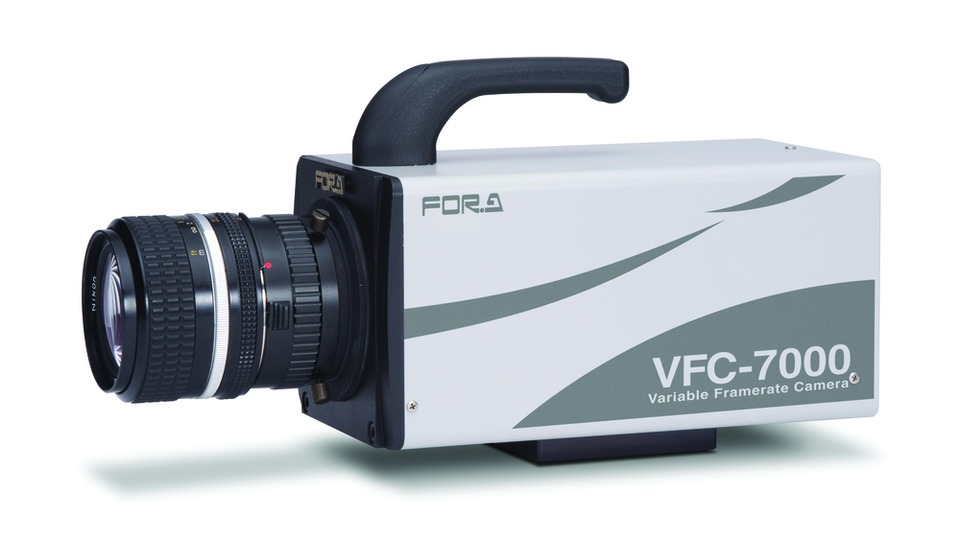 """FOR-A CORP. VFC-7000 """"Flash Eye"""" HD Variable Frame Rate Camera in ..."""