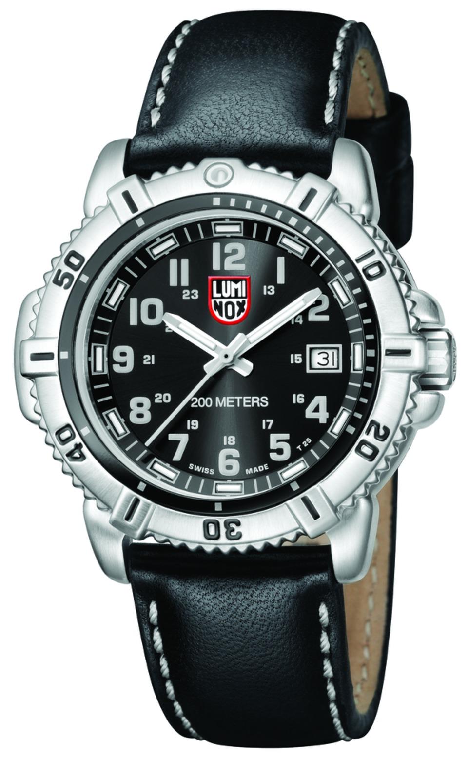 luminox co s steel colormark series watches