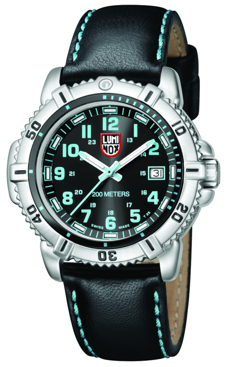 Luminox watch co women 39 s steel colormark series watches in watches whistles for Luminox watches