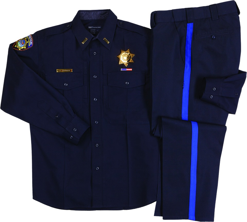 Police Uniforms Seized in Garment Factory Raid - The New