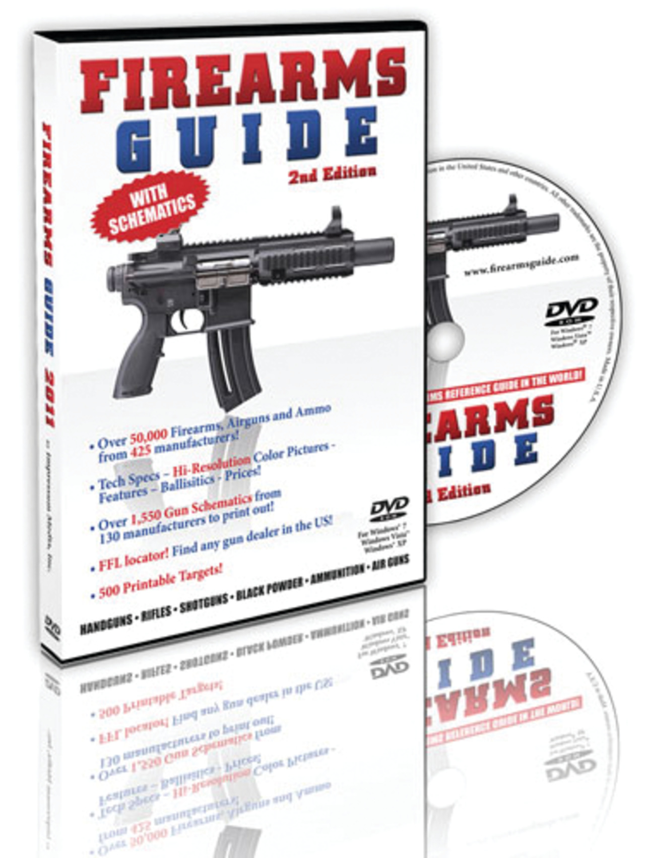 IMPRESSUM MEDIA INC  Firearms Guide, 2nd Edition in Books & Publications