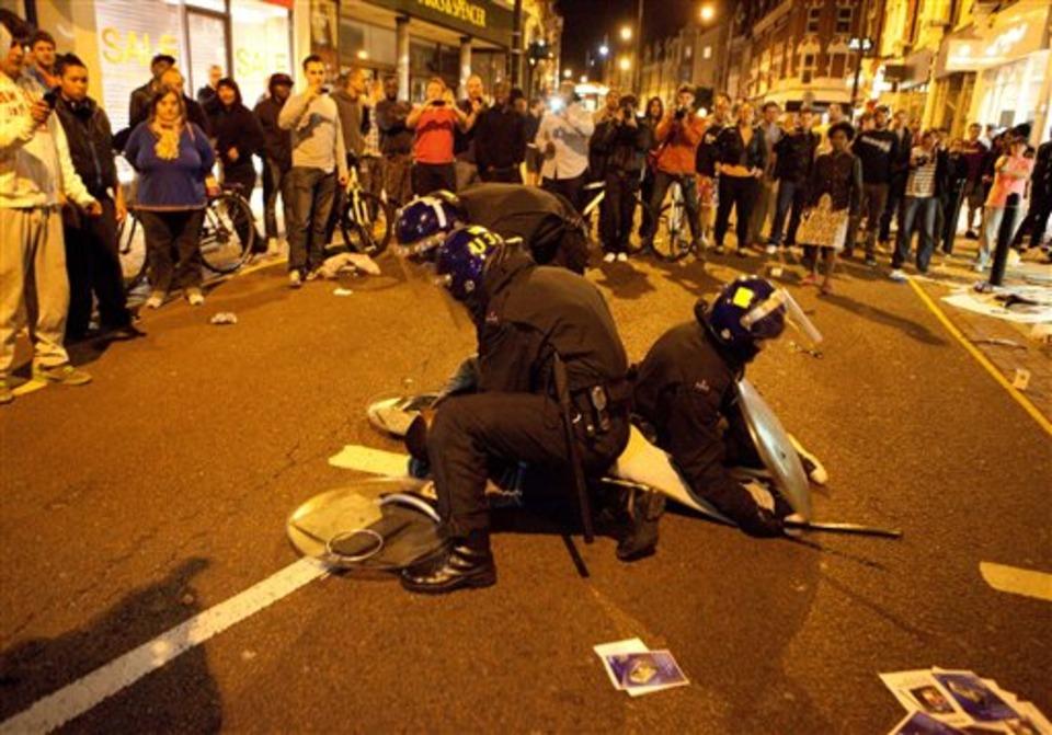 essays on london riots