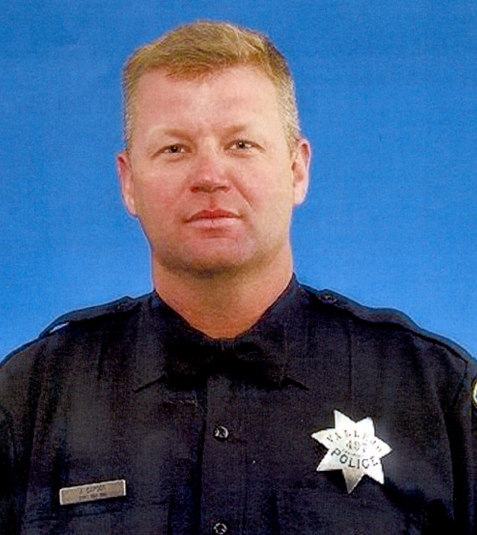 California Police Officer Fatally Shot