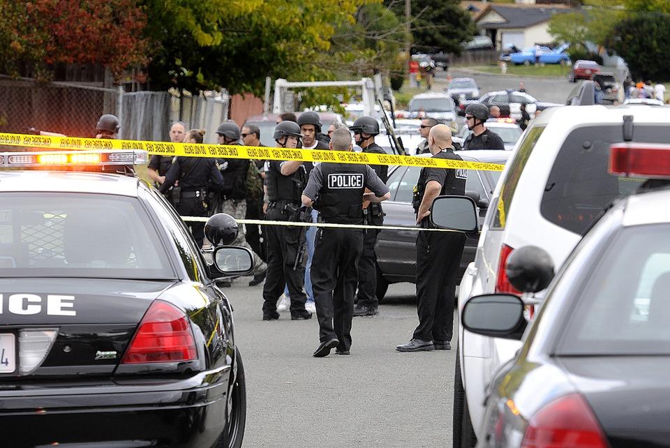 California Police Officer Fatally Shot