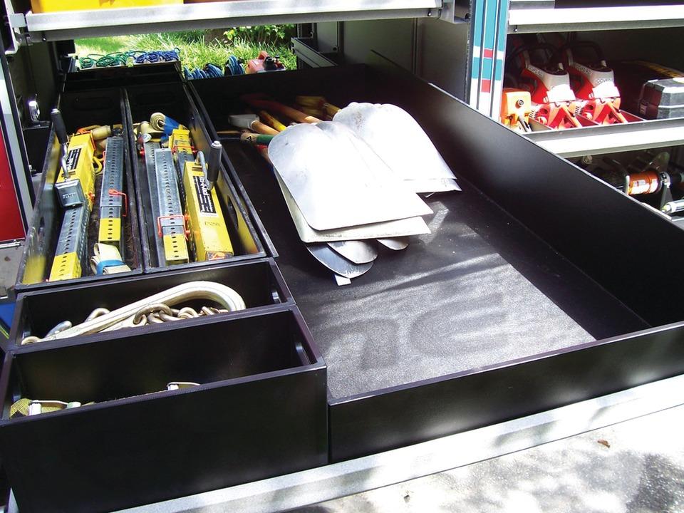 Plastix Plus Heavy Use Truck Compartments Consoles
