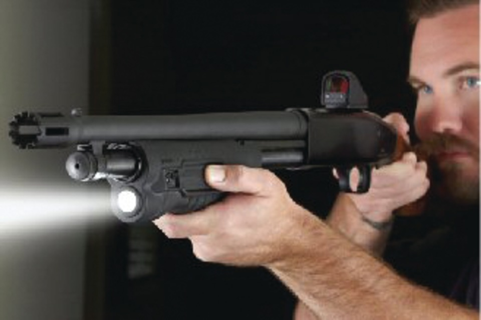Cmc Government Supply Eotech Integrated Tactical Shotgun