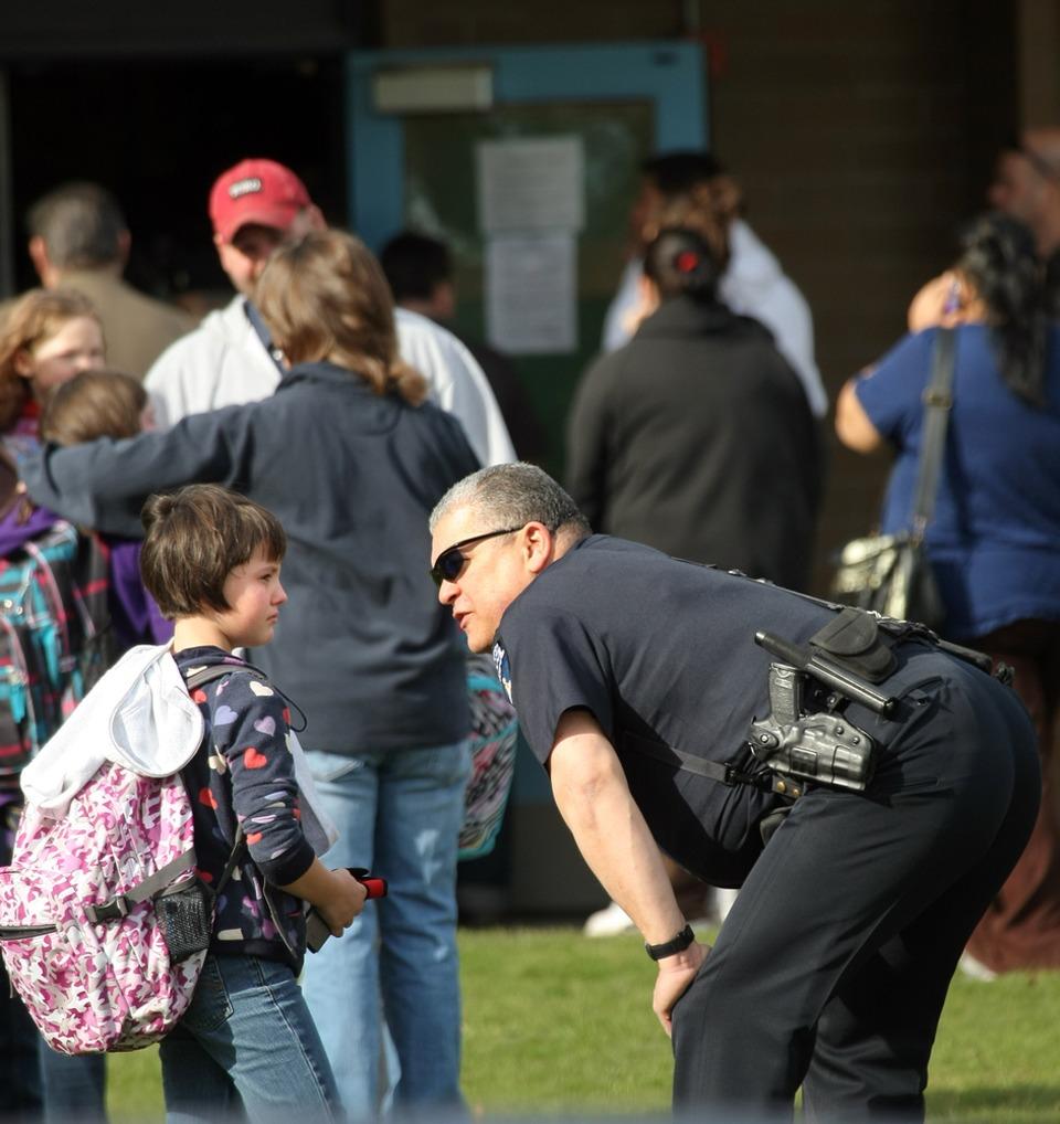 Girl Critical In Washington School Shooting