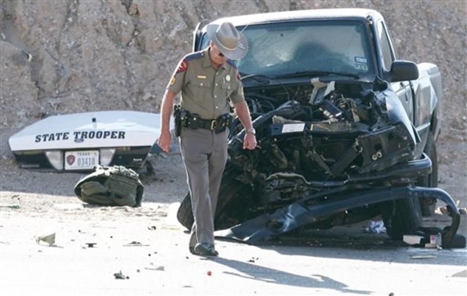 Credit: AP Photo/The El Paso Times, Victor Calzada