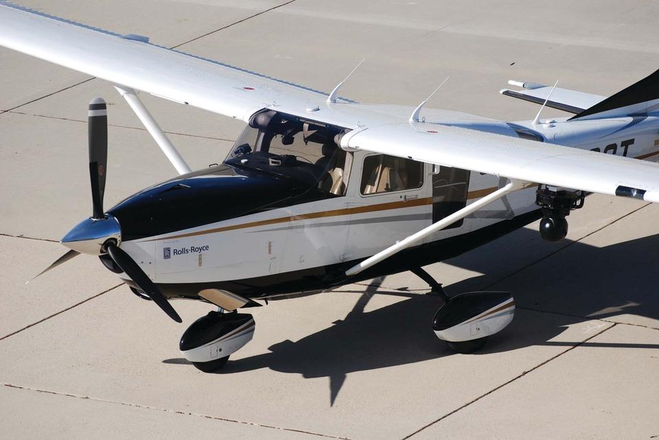Turbine Cessna 206 Sentinel Aircraft Psnworld