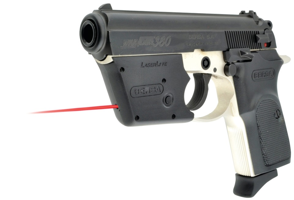 LASERLYTE CK-MS Laser for Bersa Thunder  380 in Sights