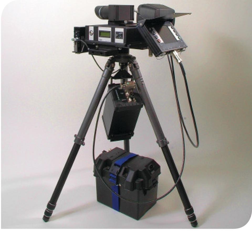 American Traffic Solutions ATS AutoPatrol 2D Speed Compliance Camera