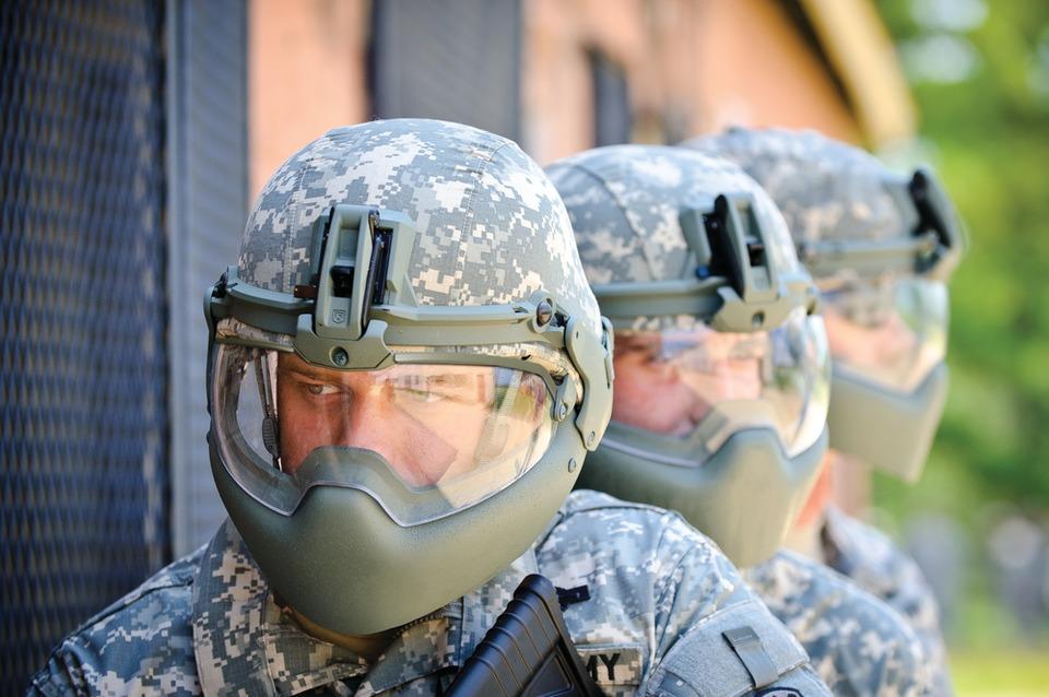 Revision Military Batlskin Modular Head Protection System