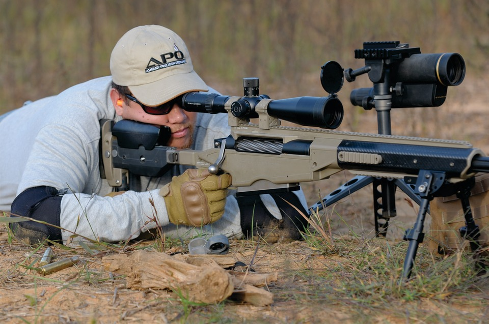 The Unequivocal Need For The 50 Cal Rifle For Swat