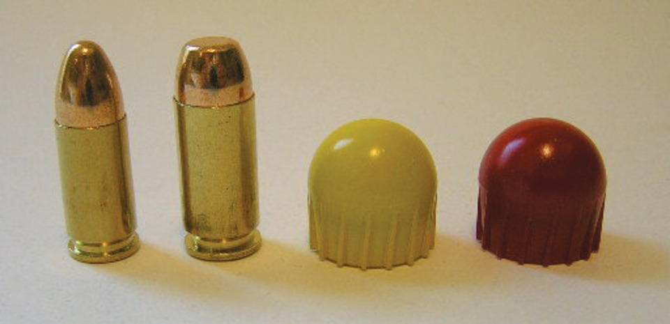 A Less Lethal Alternative To Paintballs And Rubber Bullets
