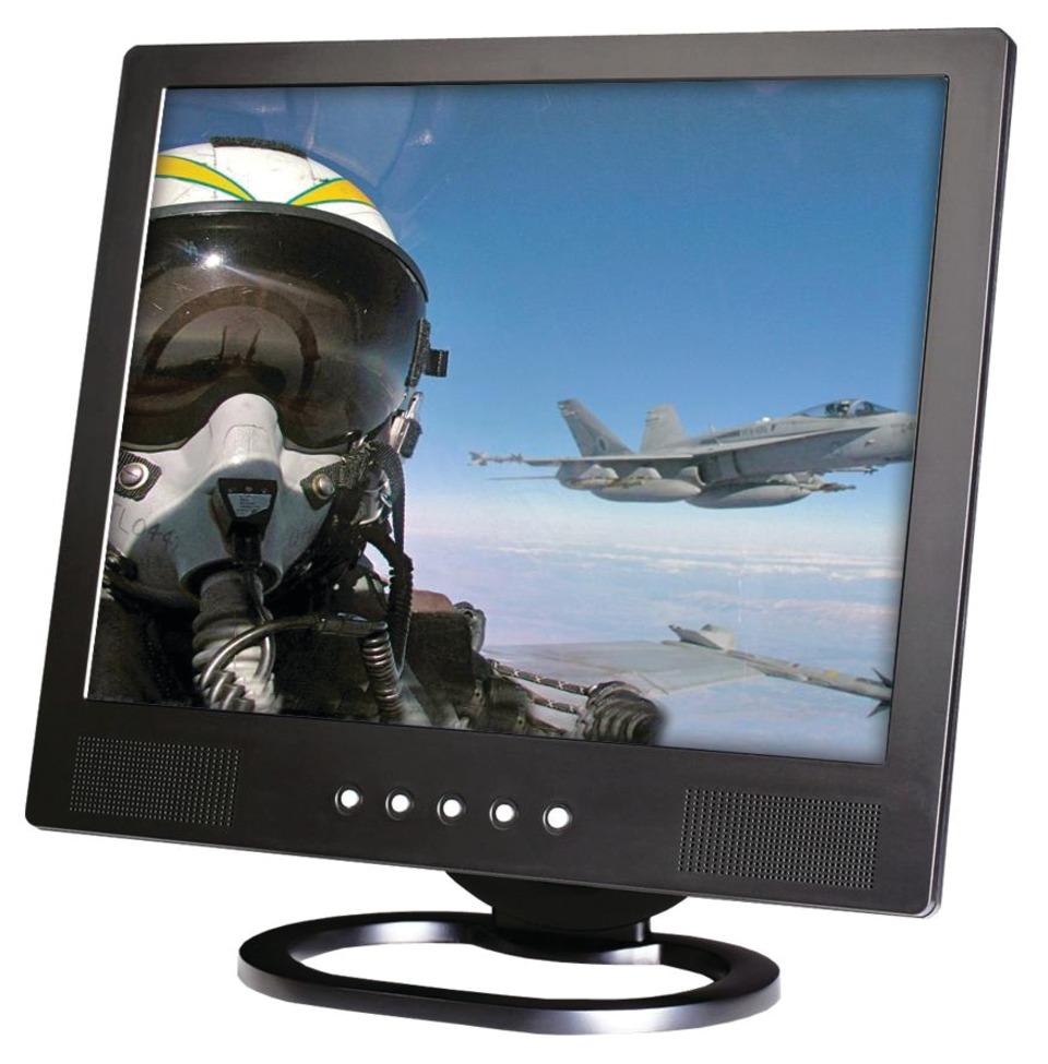 Tru Vu Monitors Inc 19 Inch Sunlight Readable Lcd Monitor