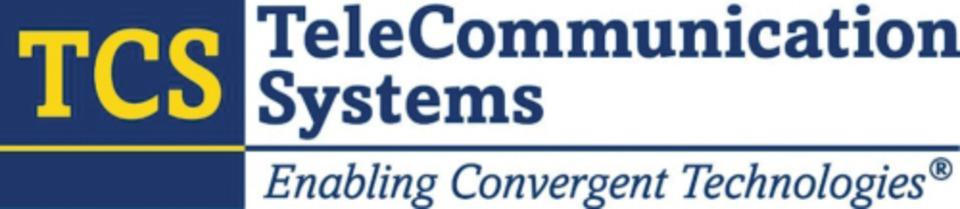 Telecommunication Systems Tcs Inc