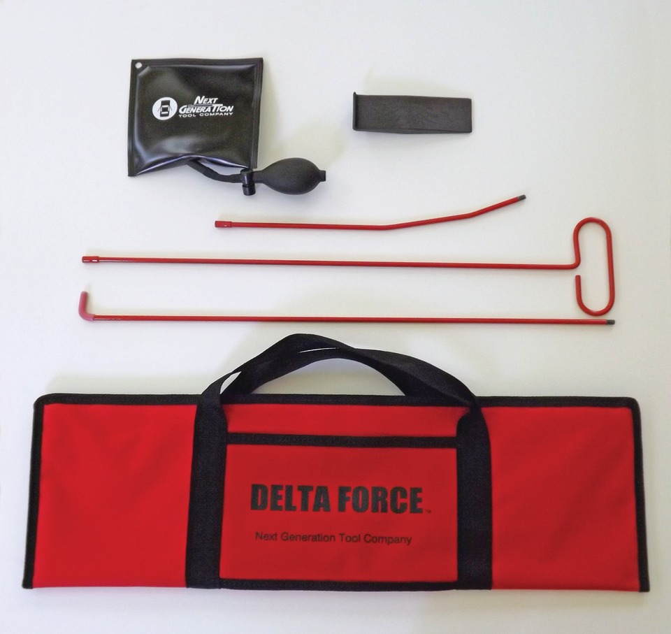 Next Generation Tool Co Delta Force Lockout Kit In