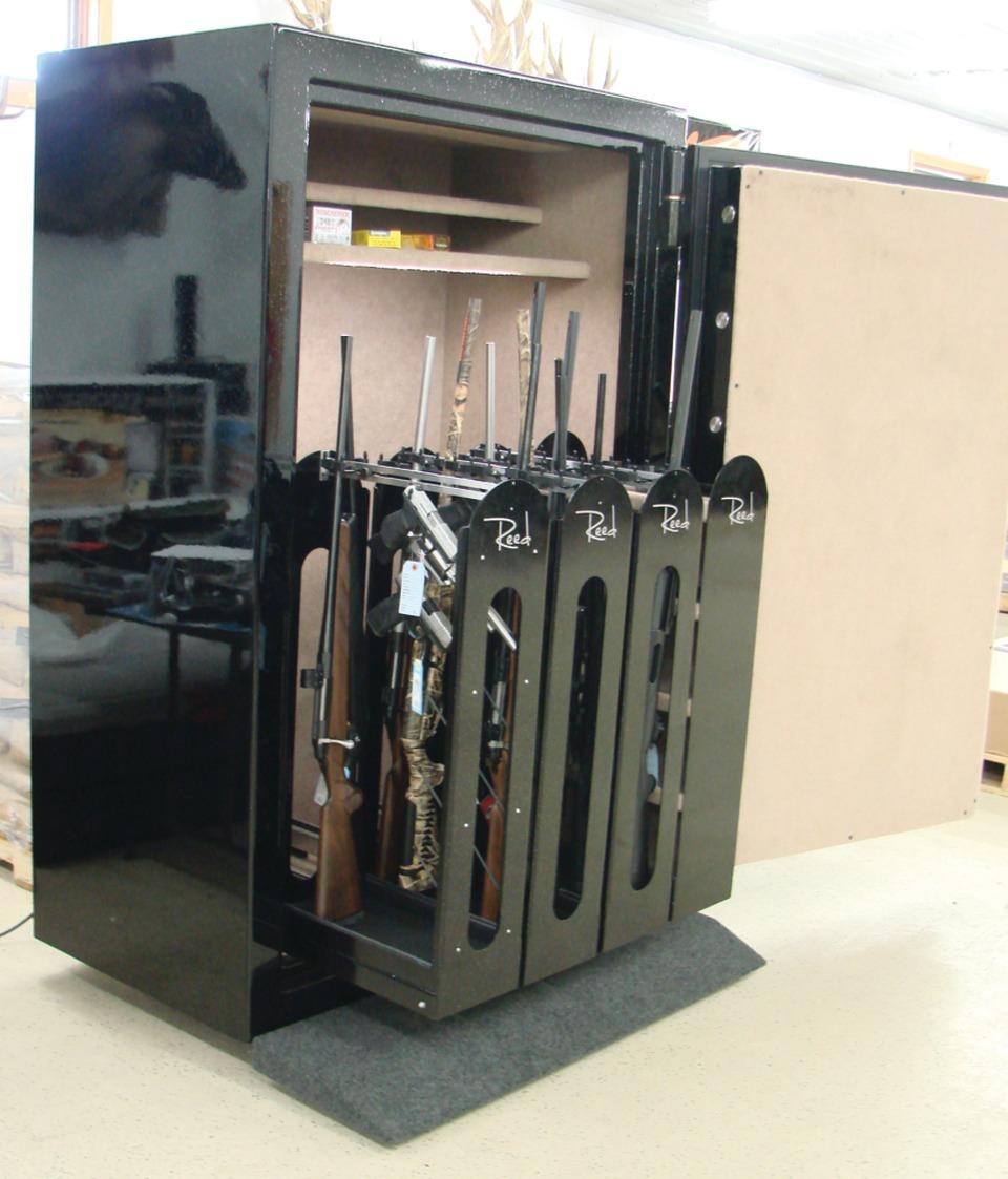 Reed Custom Heatmor Gun Safe In Access Control