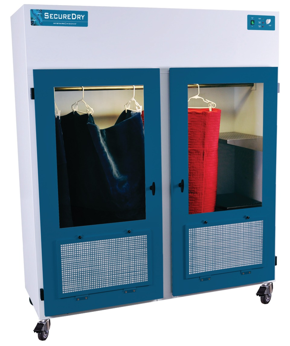 Forensic Drying Cabinet ~ Mystaire securedry forensic evidence drying cabinet in